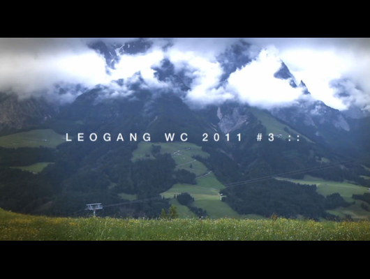 Waiting for the Rain - Leogang World Cup 2011