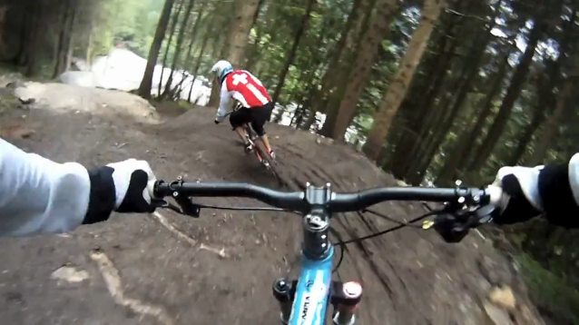 2011 World Championship 4X Track Preview: Champéry