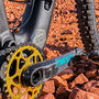 Raceface Next SL G4 (custom color), absoluteBLACK 32t oval chainring, Shimano XT Trail