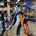 Custom Painted 2020 NORCO Sight AL 29er