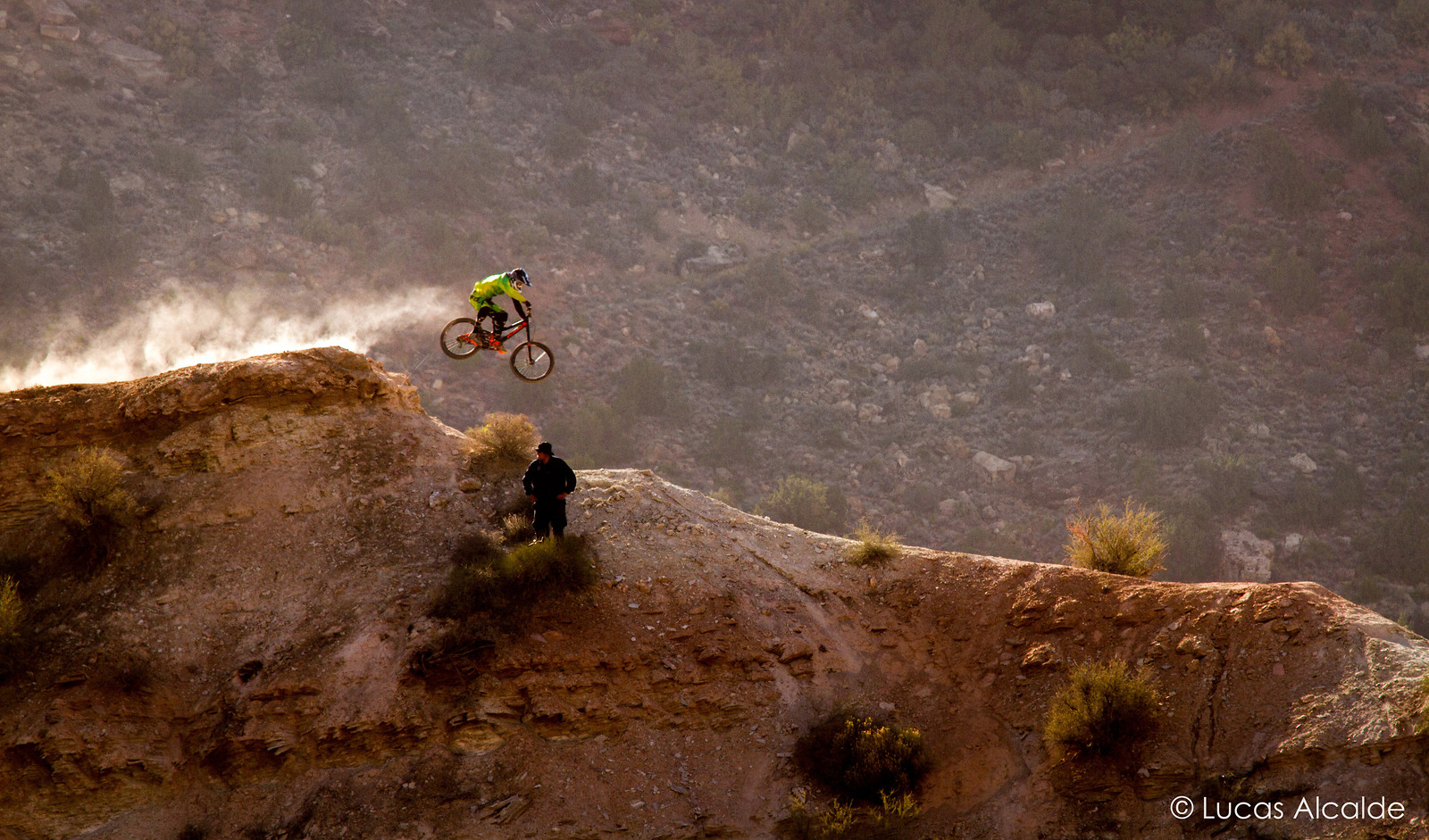 True Freedom w/ Kenny Smith - Lucas_Alcalde - Mountain Biking Pictures - Vital MTB