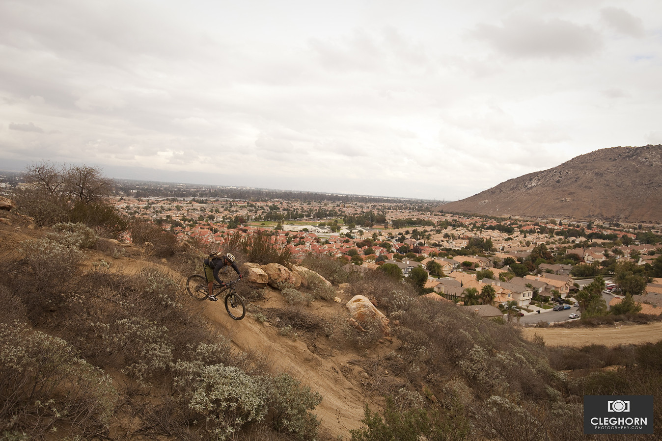 Southridge Super D - Cleghorn Photography - Mountain Biking Pictures - Vital MTB