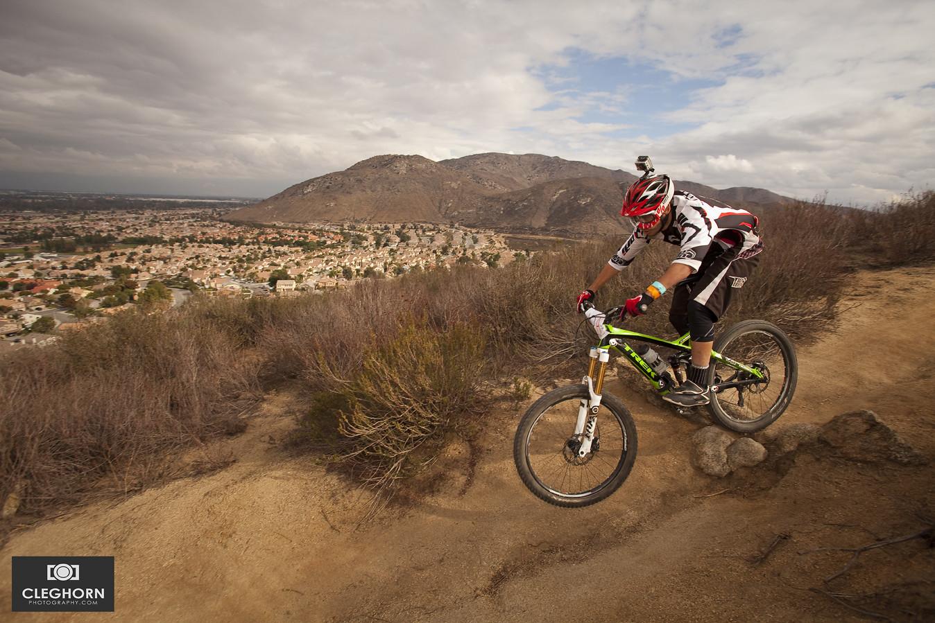 Jon Buckell - Cleghorn Photography - Mountain Biking Pictures - Vital MTB