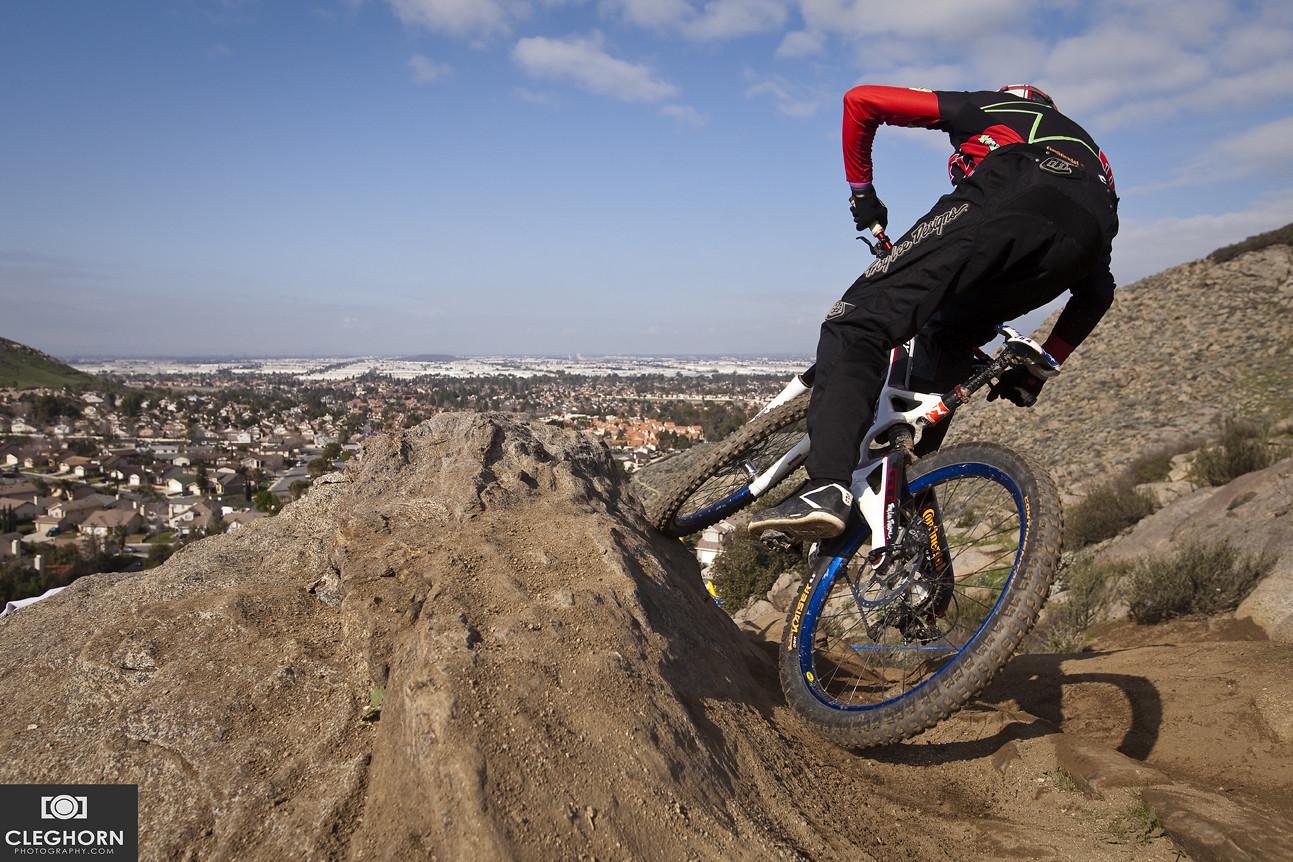 Robbie Castro - Cleghorn Photography - Mountain Biking Pictures - Vital MTB