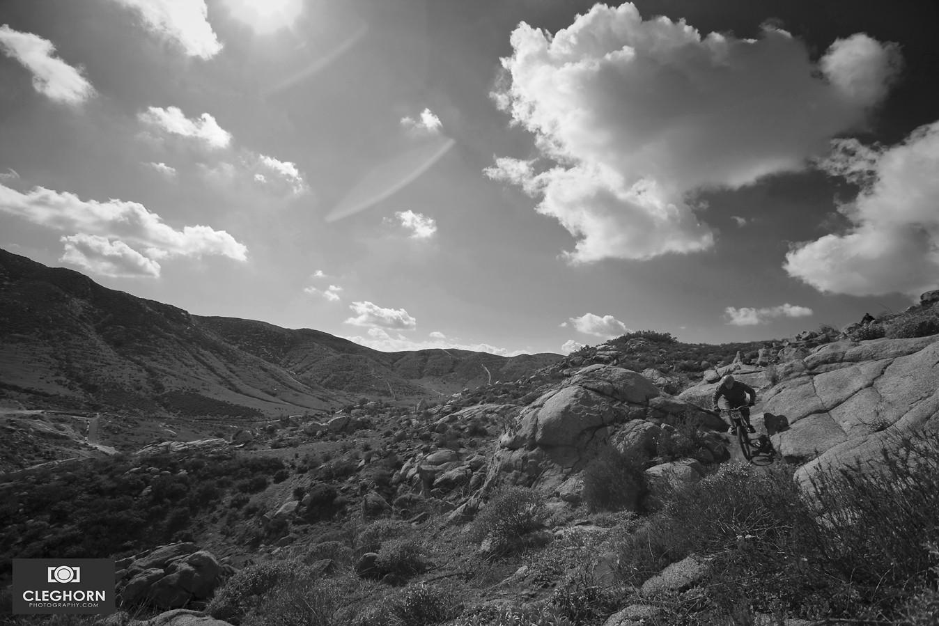 Super D - Cleghorn Photography - Mountain Biking Pictures - Vital MTB