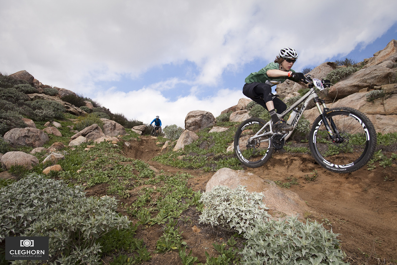 Staying low - Cleghorn Photography - Mountain Biking Pictures - Vital MTB