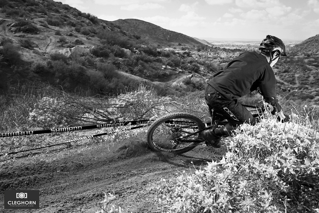 Gilbert Flores - Cleghorn Photography - Mountain Biking Pictures - Vital MTB
