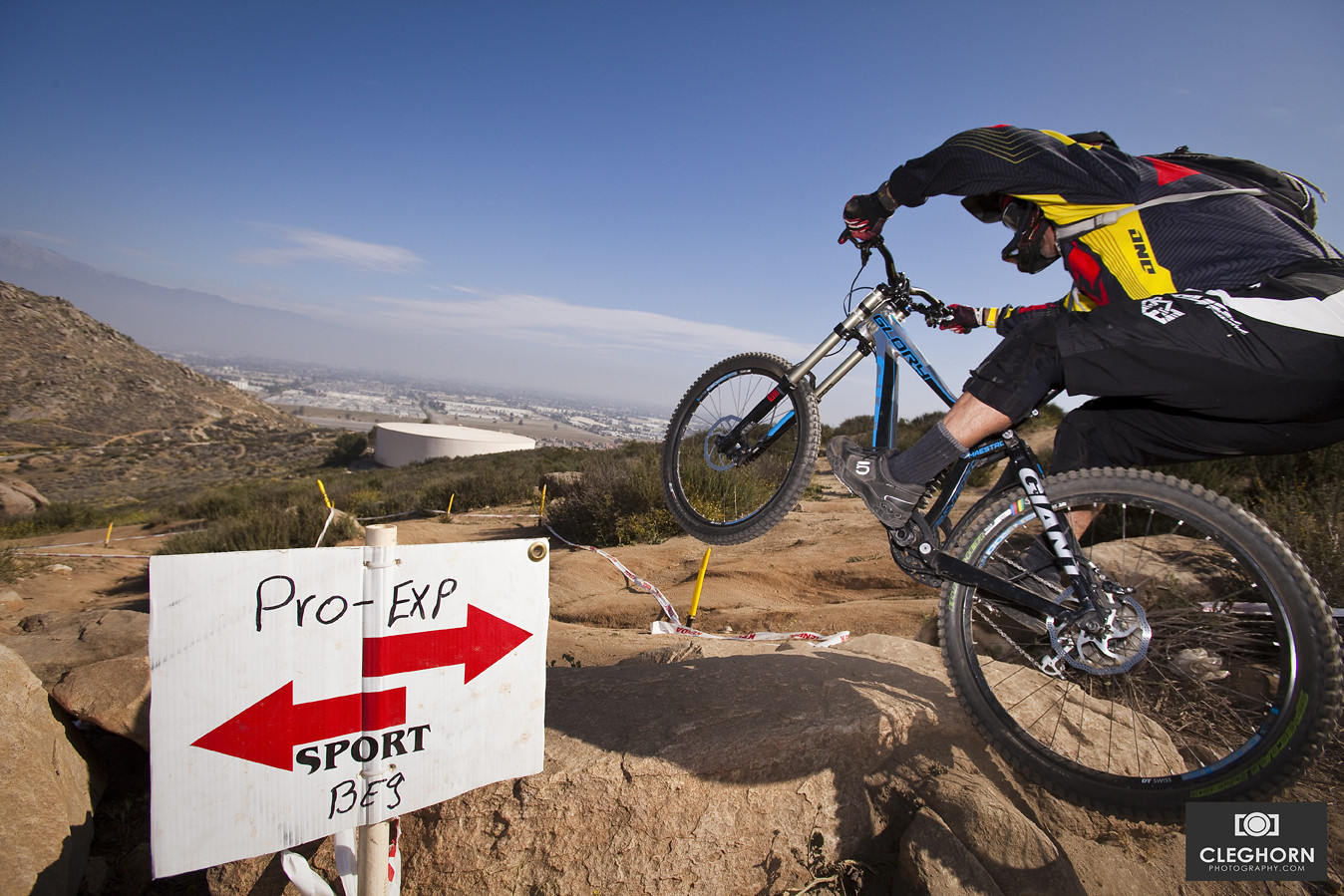 Which way are you going? - Cleghorn Photography - Mountain Biking Pictures - Vital MTB