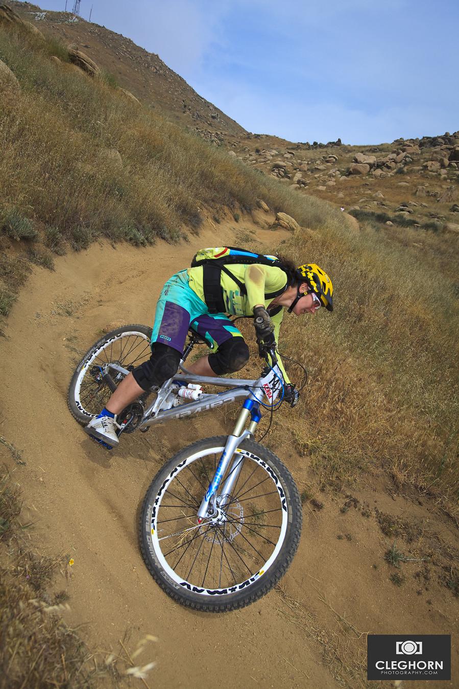 Steffie Teltscher - Cleghorn Photography - Mountain Biking Pictures - Vital MTB