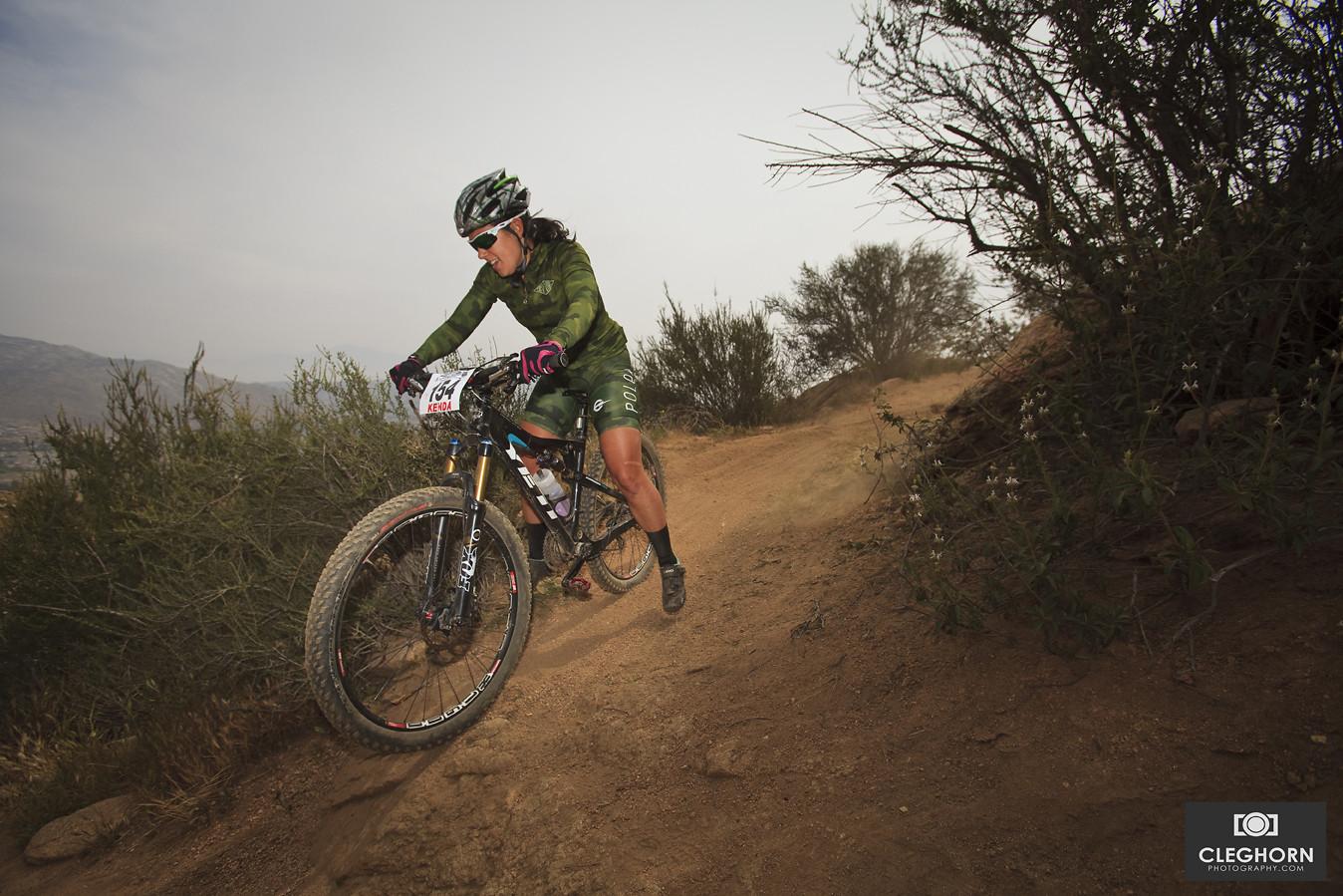 Jenna Jammer Kowalski - Cleghorn Photography - Mountain Biking Pictures - Vital MTB
