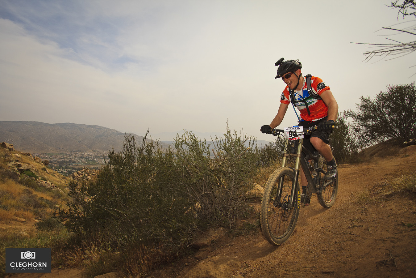 Keep smiling! - Cleghorn Photography - Mountain Biking Pictures - Vital MTB