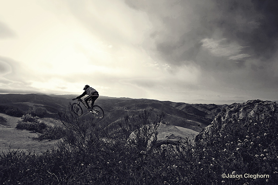 Jerome Lacote - Cleghorn Photography - Mountain Biking Pictures - Vital MTB
