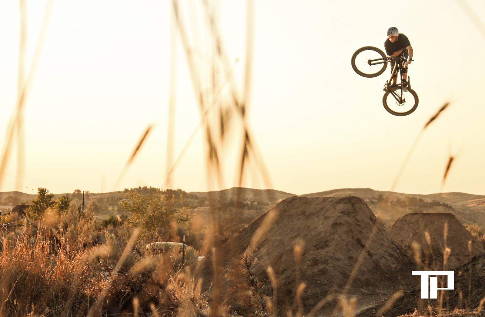 Boise Dirt Jumps - TylerPaget - Mountain Biking Pictures - Vital MTB