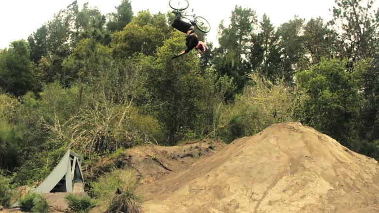 James Visser Cliffhanger Flip