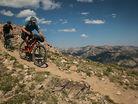 Gotta Get Up to Get Down // Bikepacking Sun Valley's Sawtooth Singletrack