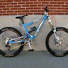 Dave Gibson's 2012 Commencal DH2 Atherton Team Issue