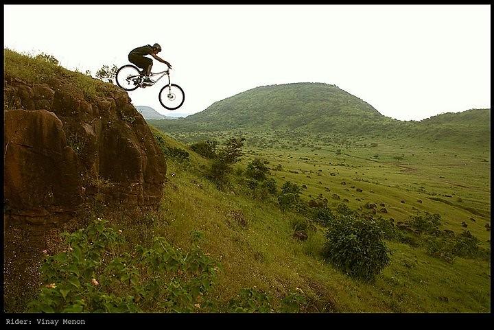 Vinay Menon - 106 - downhillermenon - Mountain Biking Pictures - Vital MTB