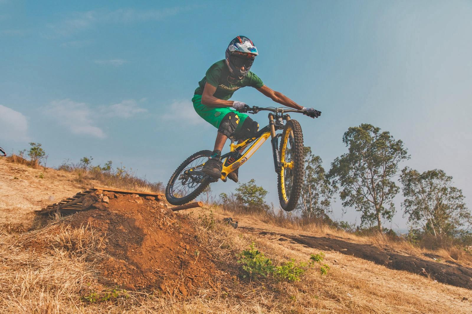 Playtime in Gadag - downhillermenon - Mountain Biking Pictures - Vital MTB