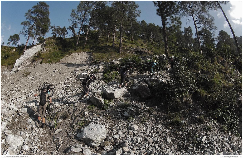 Wheels2Pindari 2012 (28) - downhillermenon - Mountain Biking Pictures - Vital MTB