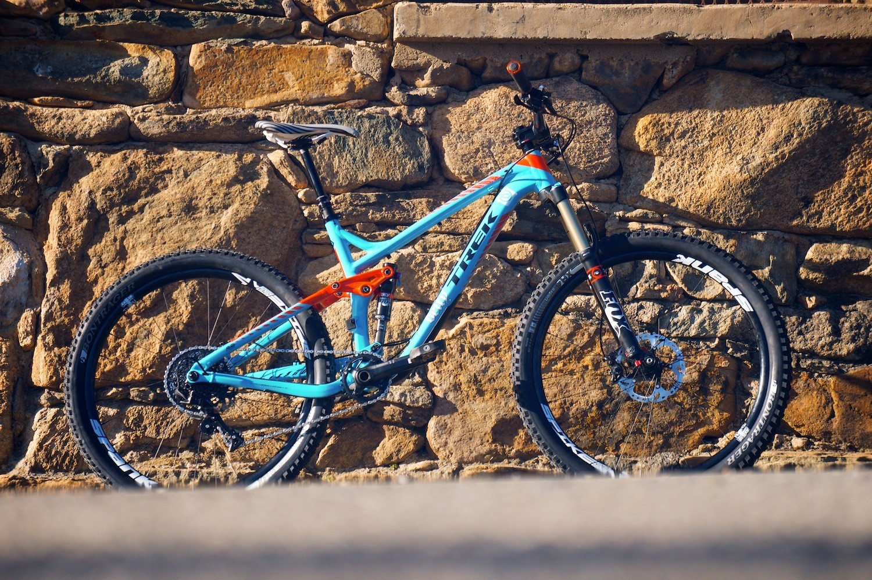 Phil Kmetz's Trek Remedy 9 650b Enduro Race bike