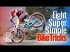 8 Cool Mountain Bike tricks you can learn anywhere!