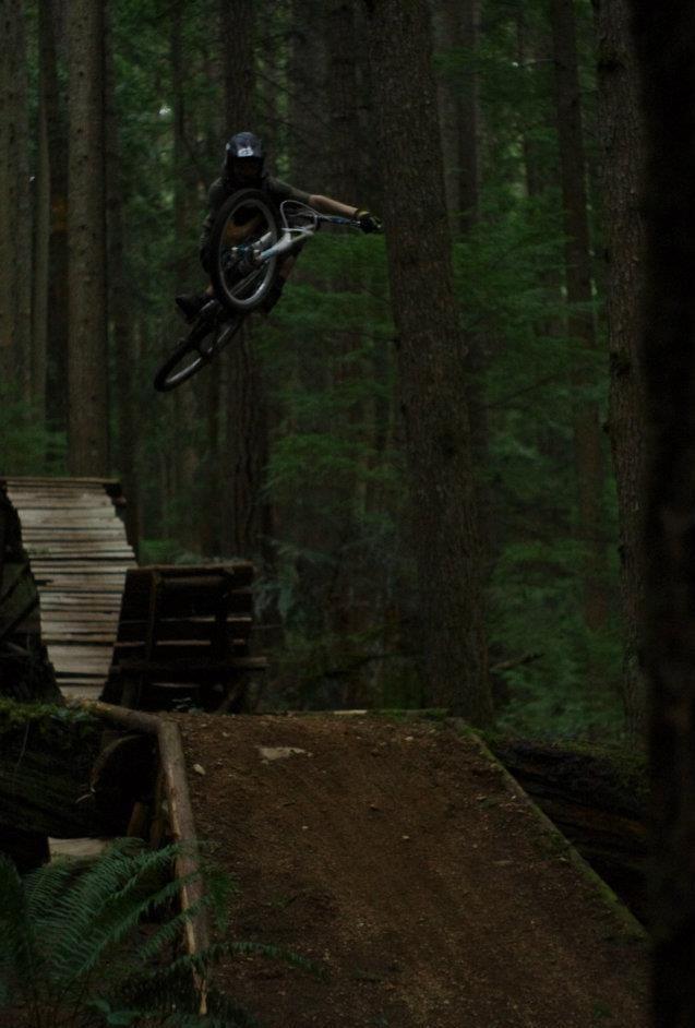 Derek (me) riding - derekt - Mountain Biking Pictures - Vital MTB