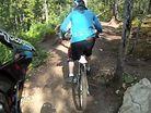Jump trail go pro