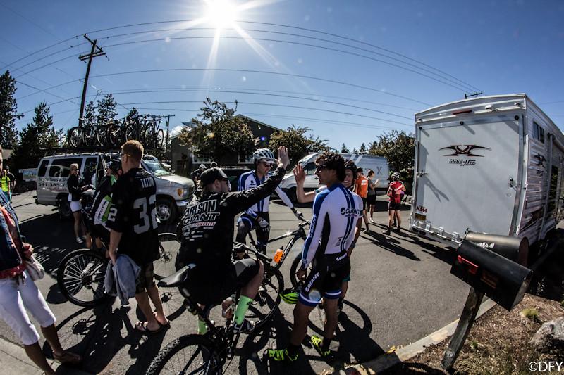 Getting amped - Yuroshek - Mountain Biking Pictures - Vital MTB