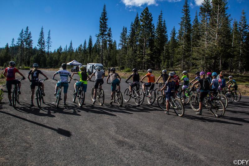 Riders ready, watch the gate....beep beep beep beep beeeeeeee - Yuroshek - Mountain Biking Pictures - Vital MTB