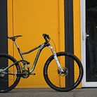 2013 Giant Trance X29er Next Level Wagon Wheeler.