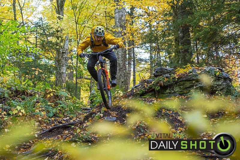 Peter Ostroski Foliage - jebvt - Mountain Biking Pictures - Vital MTB
