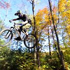 Highland Mountain dirt jumps