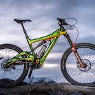 Homebuilt Kea bike