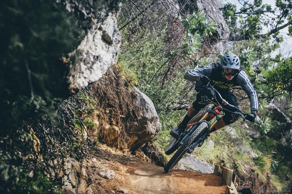 YT in SA - ewaldsadie - Mountain Biking Pictures - Vital MTB