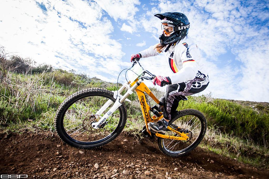 Gina Nixon - ewaldsadie - Mountain Biking Pictures - Vital MTB
