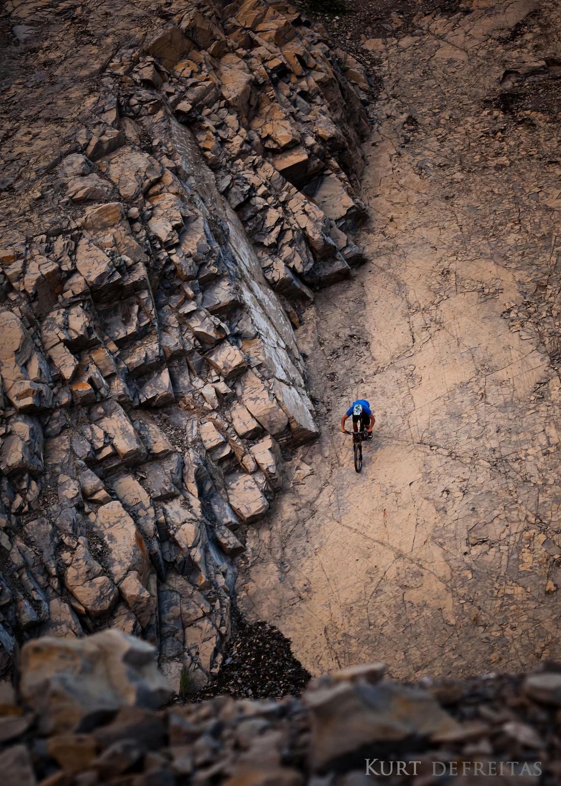 The slab  - Kurtdefreitas - Mountain Biking Pictures - Vital MTB