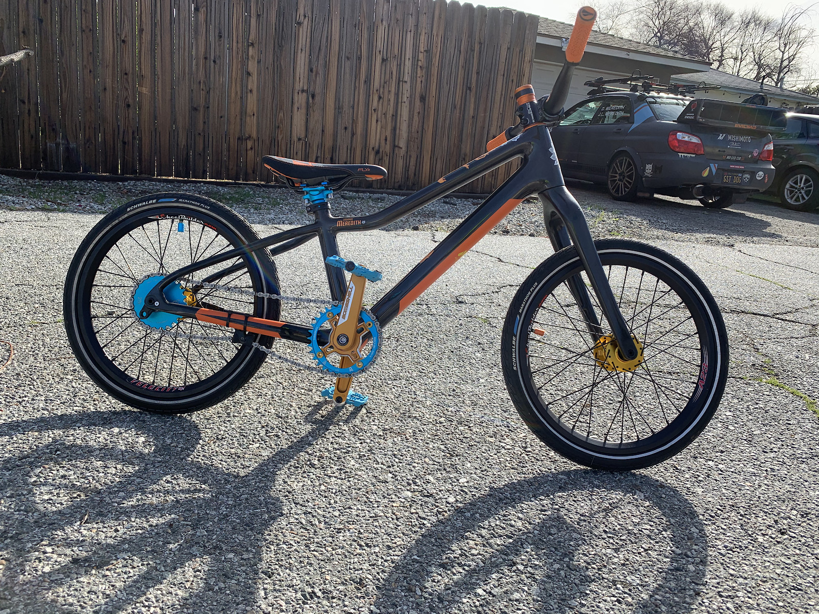 """Haunted Cycles """"Bolt"""""""