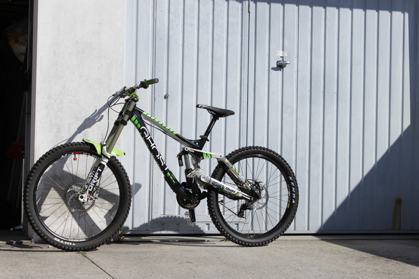 MuSkA´s Ghost DH