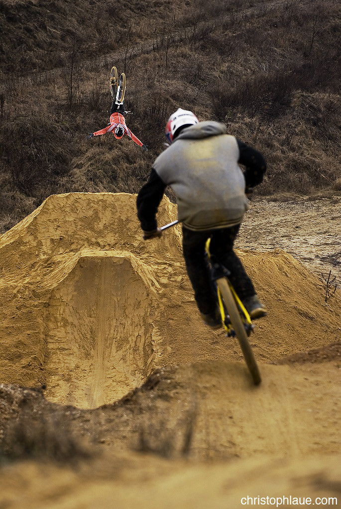 Tobi/Nico  - Christoph Laue - Mountain Biking Pictures - Vital MTB