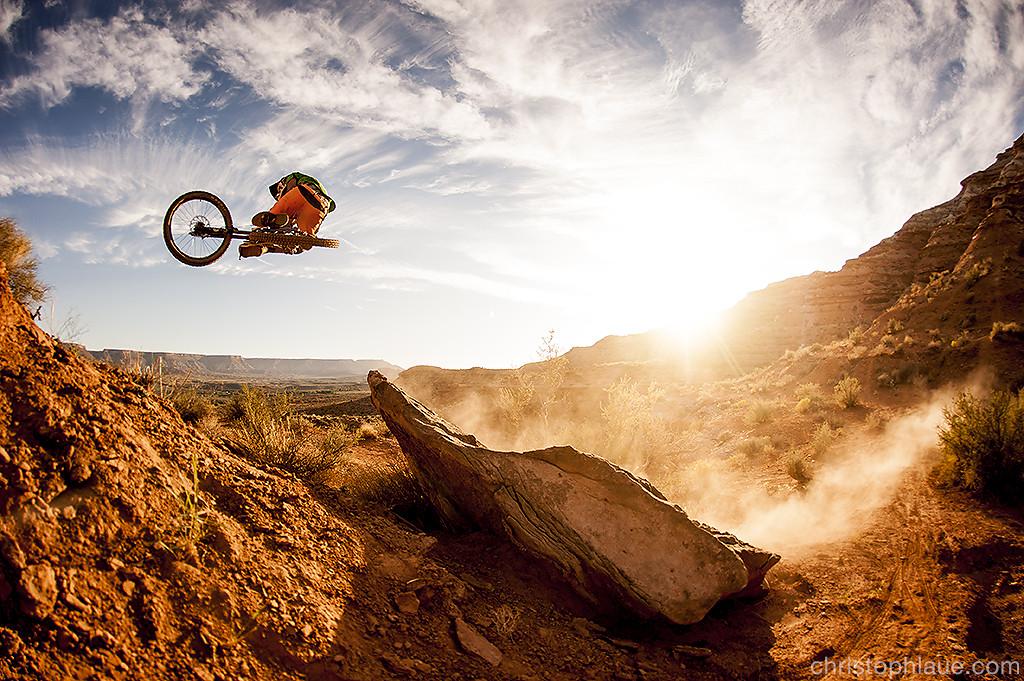 Old Rampage Site - Christoph Laue - Mountain Biking Pictures - Vital MTB