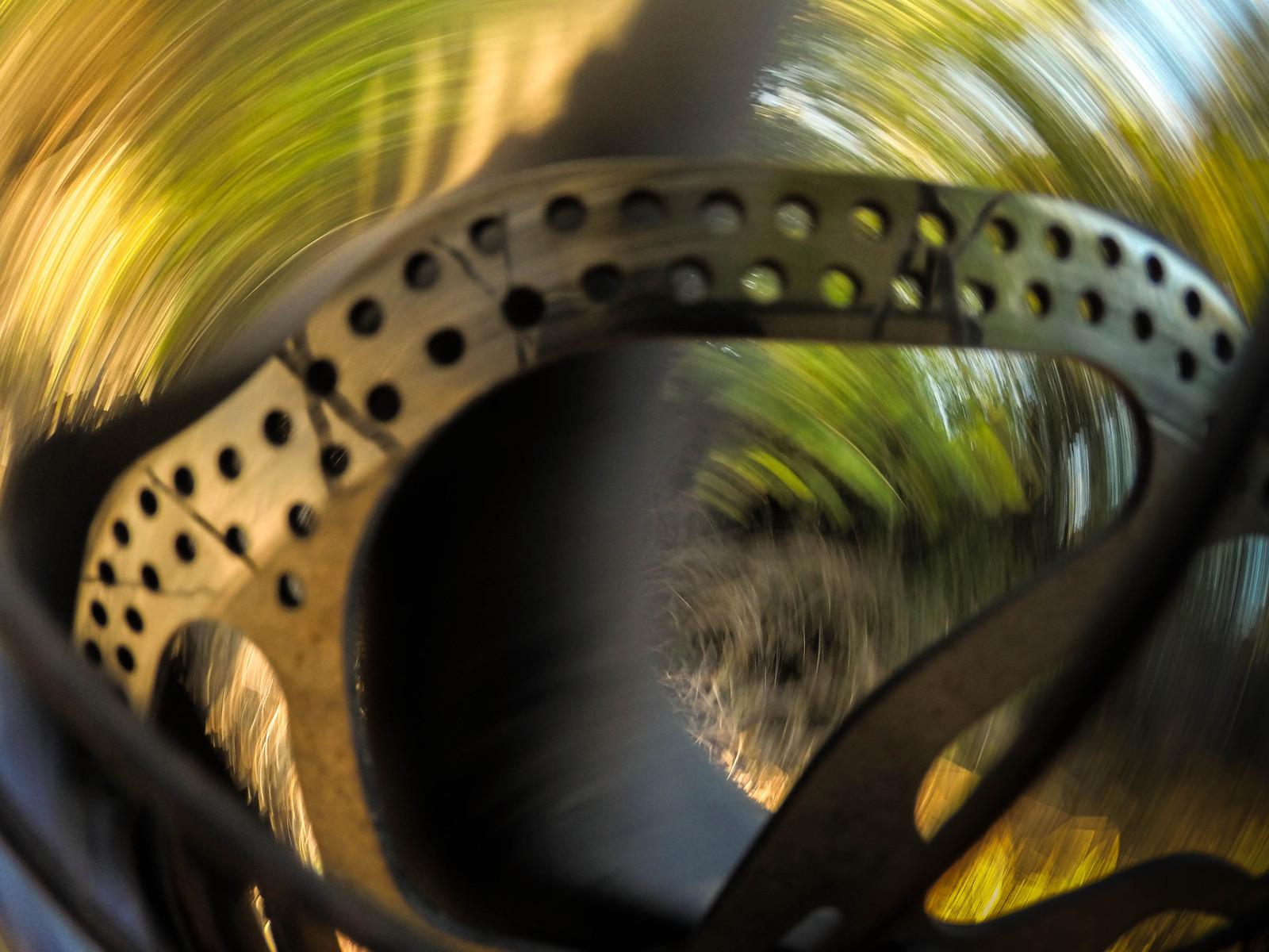 DIY rotor panshot - carbonmsc - Mountain Biking Pictures - Vital MTB