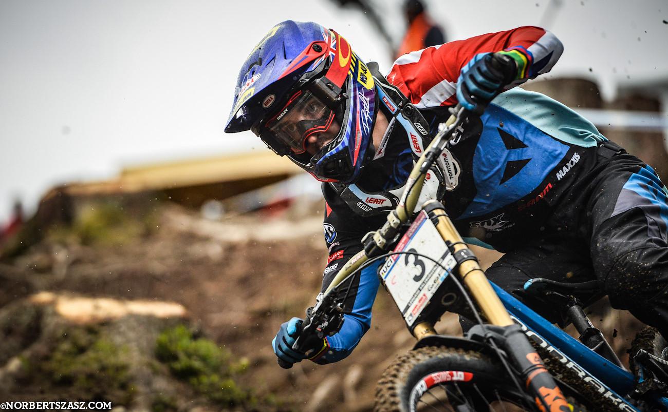 Danny Hart Leogang WC 2016 - NorbertSzasz - Mountain Biking Pictures - Vital MTB