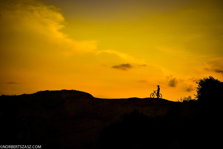Sunset2 - NorbertSzasz - Mountain Biking Pictures - Vital MTB