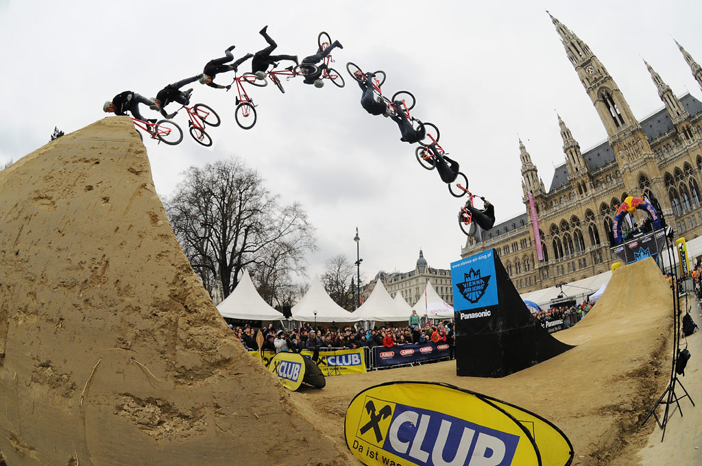 Vienna Air King 2013 Qualifying and Best Trick Photo Gallery - NorbertSzasz - Mountain Biking Pictures - Vital MTB