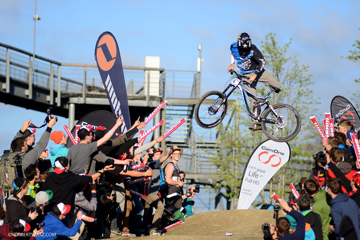 Andrew Neethling Dirt Masters Whip Off - NorbertSzasz - Mountain Biking Pictures - Vital MTB
