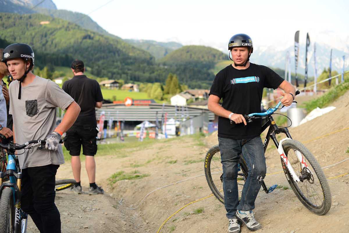 Greg Watts - NorbertSzasz - Mountain Biking Pictures - Vital MTB