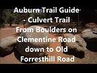 Auburn Trail Guide - Culvert Trail