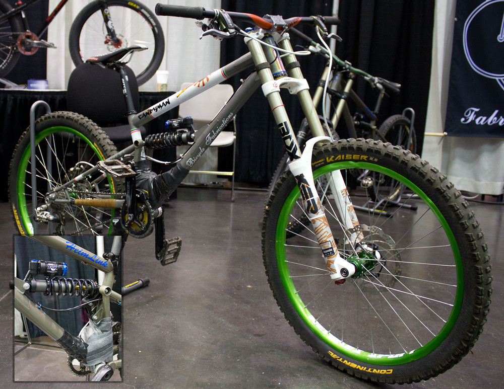 Bicycle Fabrications DH - NoahColorado - Mountain Biking Pictures - Vital MTB