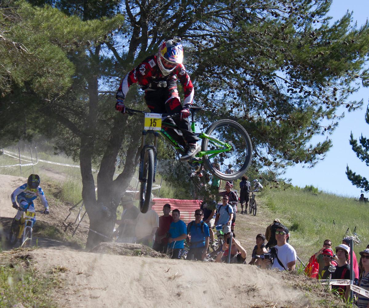 Aaron Gwin - NoahColorado - Mountain Biking Pictures - Vital MTB