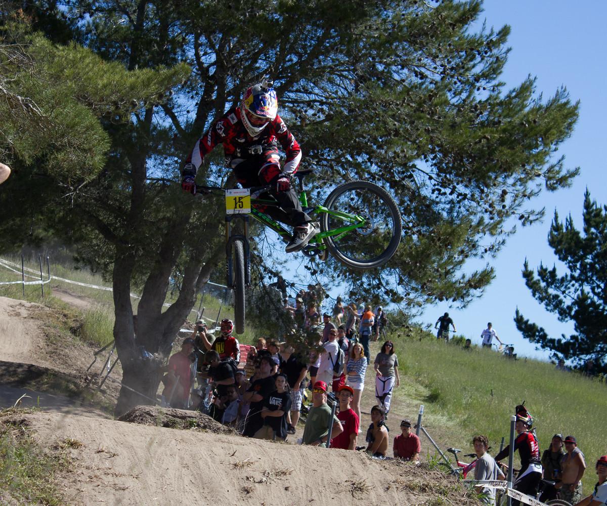 Aaron Gwin Run 2 - NoahColorado - Mountain Biking Pictures - Vital MTB